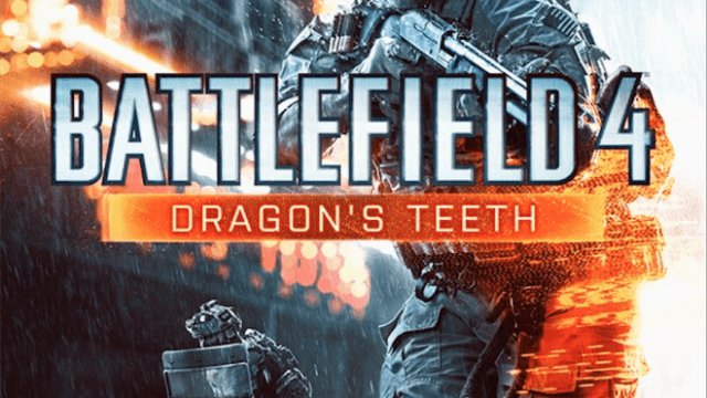 Battlefield 4 Dragon's Theeth